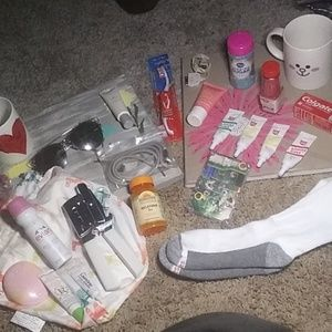 Great Deal large Misc Lot of Goodies New&Like New
